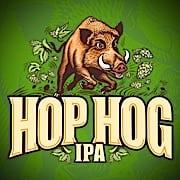Hop Hog IPA Logo